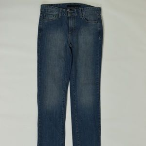 Calvin Klein Regular 29/8 Blue   Straight Cotton S